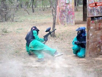 paintball in spain