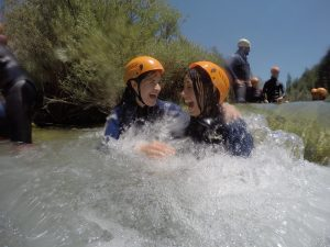 canyoning cuenca 1