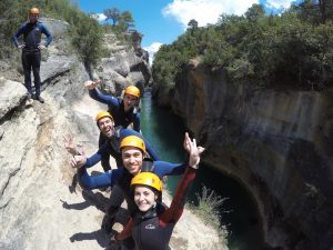 canyoning cuenca