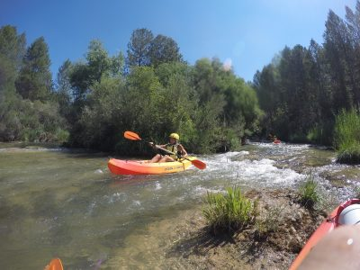 canoeing in spain