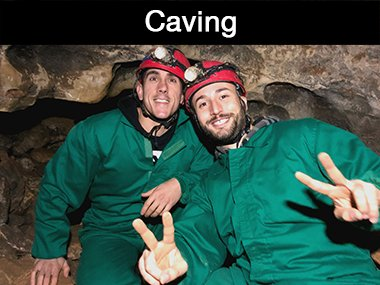 Caving in Cuenca