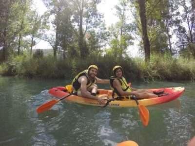 Piraguismo en Cuenca