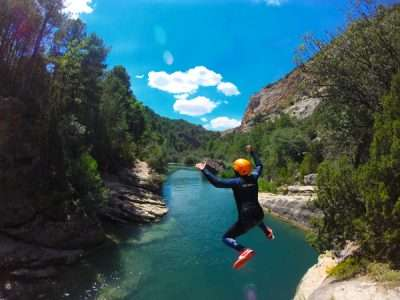 Pack Canyoning, Canoeing and Caving