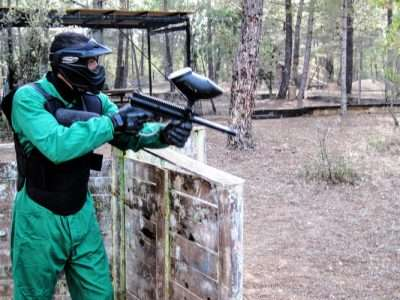 Paintball en Cuenca 4