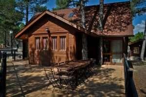 cabaña rural camping caravaning- jucar aventura
