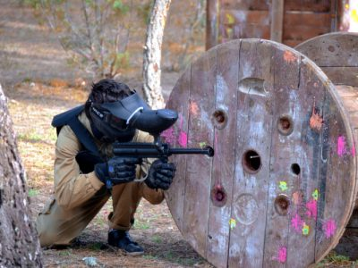 Paintball en Cuenca 7
