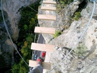 Via ferrata Priego 10
