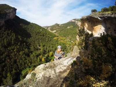 Via ferrata Priego 8
