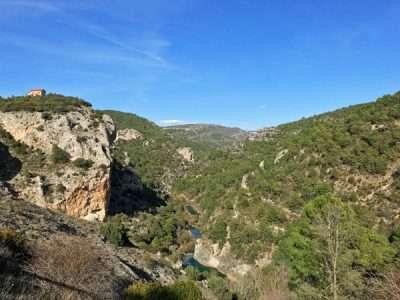 Barranco del rio Jucar