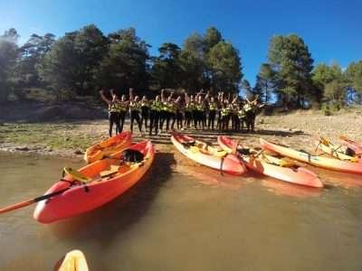 Piraguismo en Cuenca 6