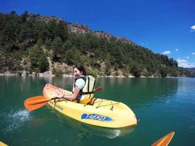 Piraguismo en Cuenca 10