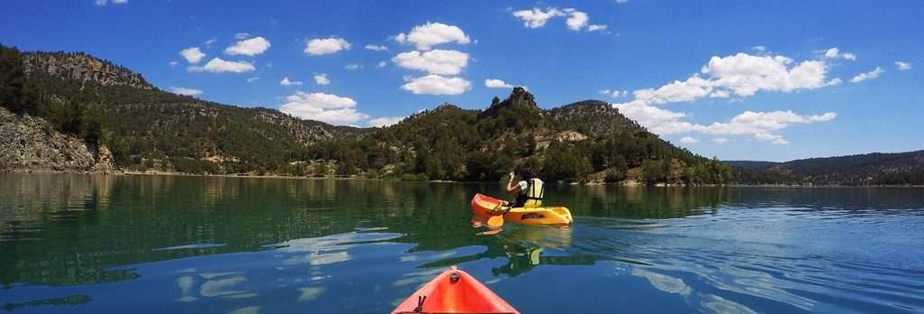 Piraguismo de aguas tranquilas en Cuenca