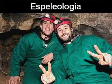 Espeleología
