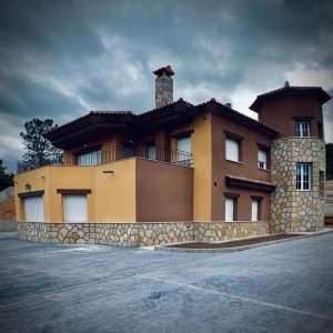 casa rural villalbeja en villalba de la sierra